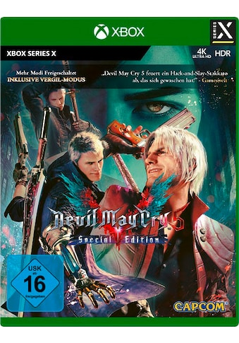 Devil May Cry 5 Special Edition Xbox Series X kaufen