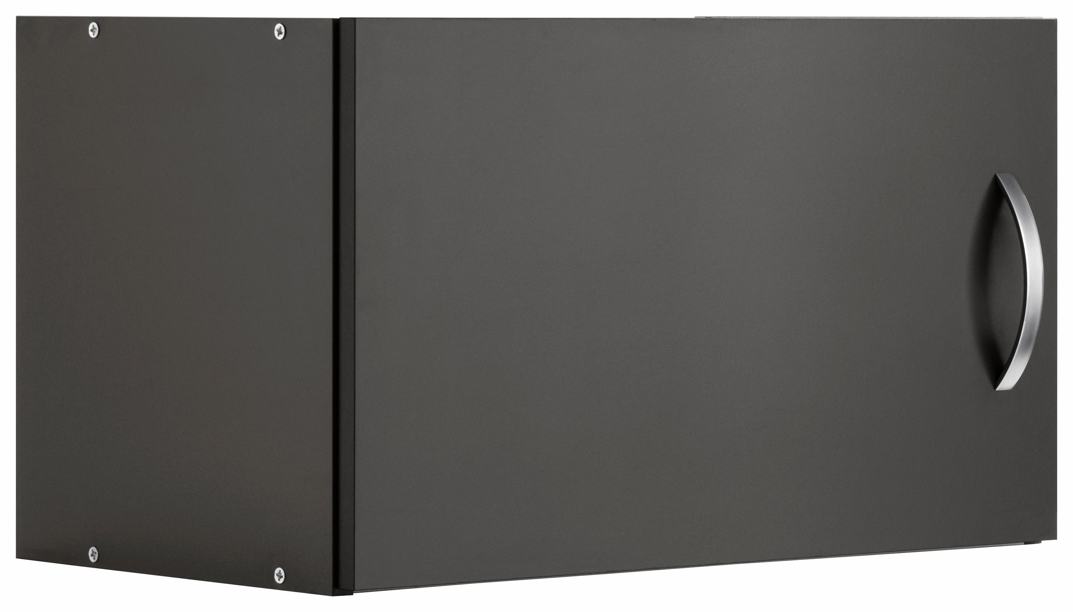 Kurzhänger Flexi | Wohnzimmer > Schränke > Hängeschränke | Grau