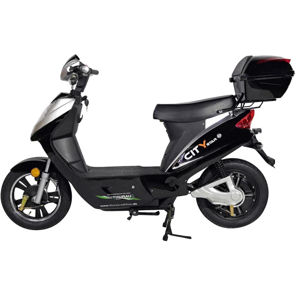 "Didi THURAU Edition E-Motorroller »Didi Thuarau Edition Elektroroller ""City-Star 2.0""«"