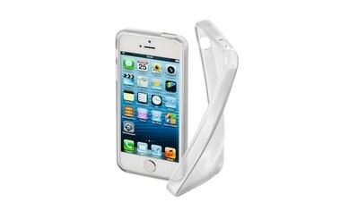 "Hama Cover, Hülle ""Crystal"" für Apple iPhone 5/5s/SE, Grau kaufen"