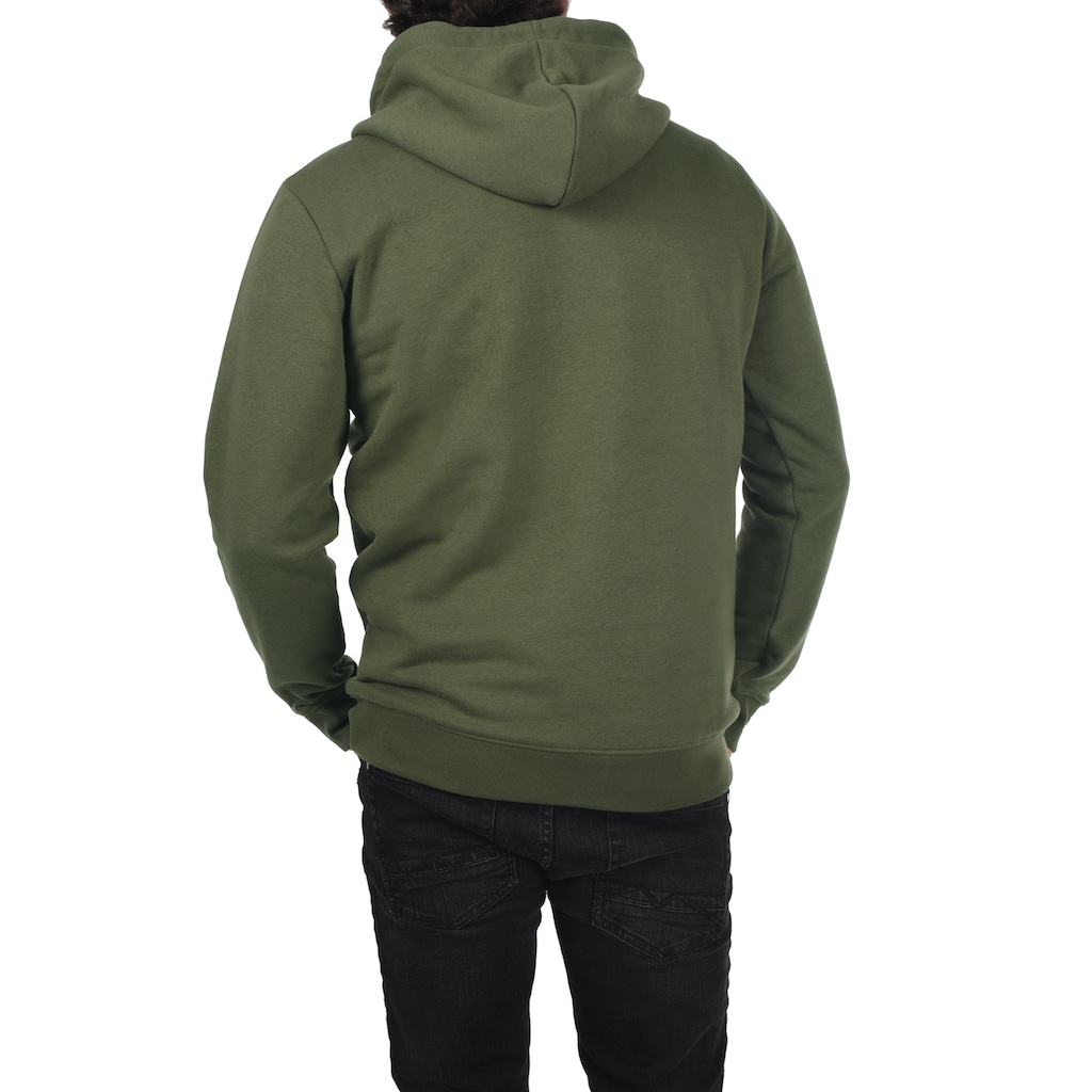 Indicode Hoodie »Barneys«, Kapuzensweatshirt