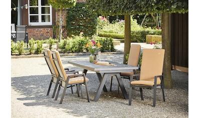 Siena Garden Hochlehnerauflage »Anka«, B/T: 48x123 cm kaufen