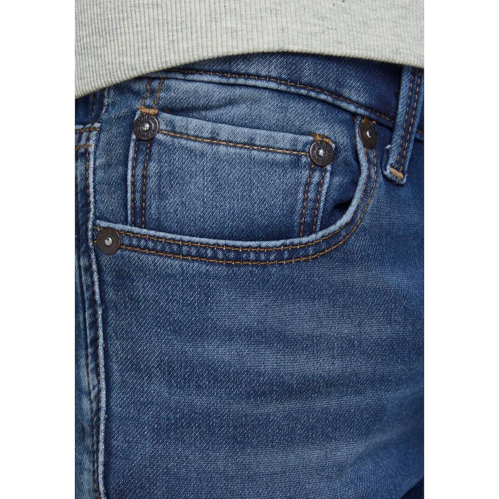 Jack & Jones Junior Jeansbermudas »JJIRICK JJICON SHORTS GE«