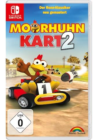 Markt+Technik Spiel »Moorhuhn Kart 2«, Nintendo Switch kaufen