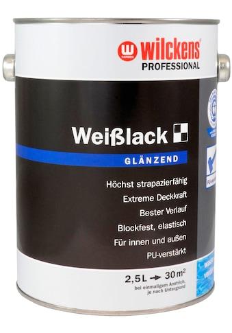 Wilckens Farben Weißlack »Professional glänzend«, wasserverdünnbar kaufen