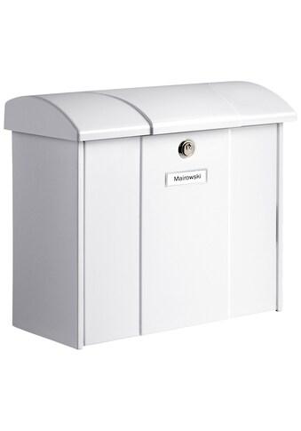 BURG WÄCHTER Briefkasten »Olymp 916 W«, Stahlblech kaufen