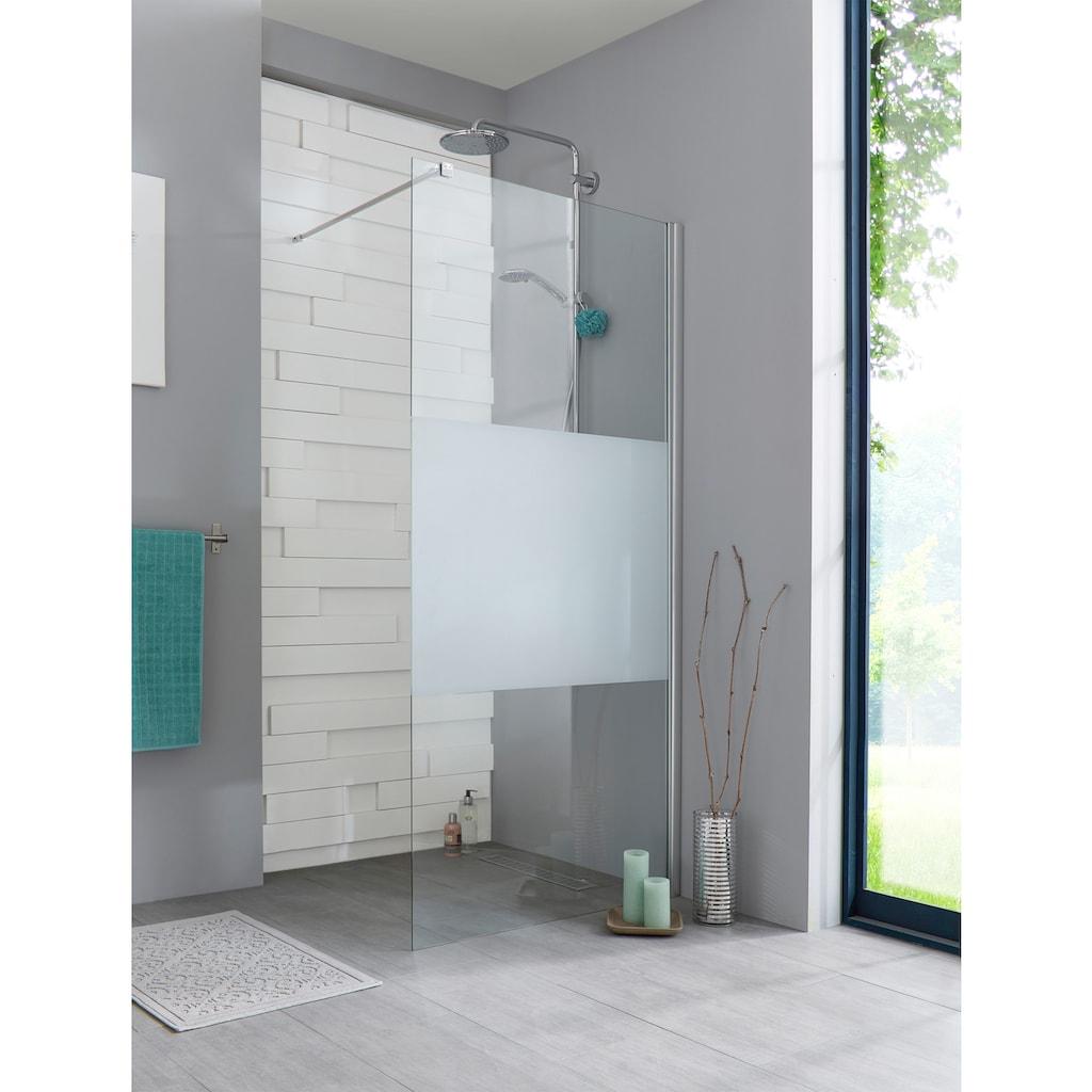 maw Walk-in-Dusche »Relax«, Breite 120 cm, Duschabtrennung