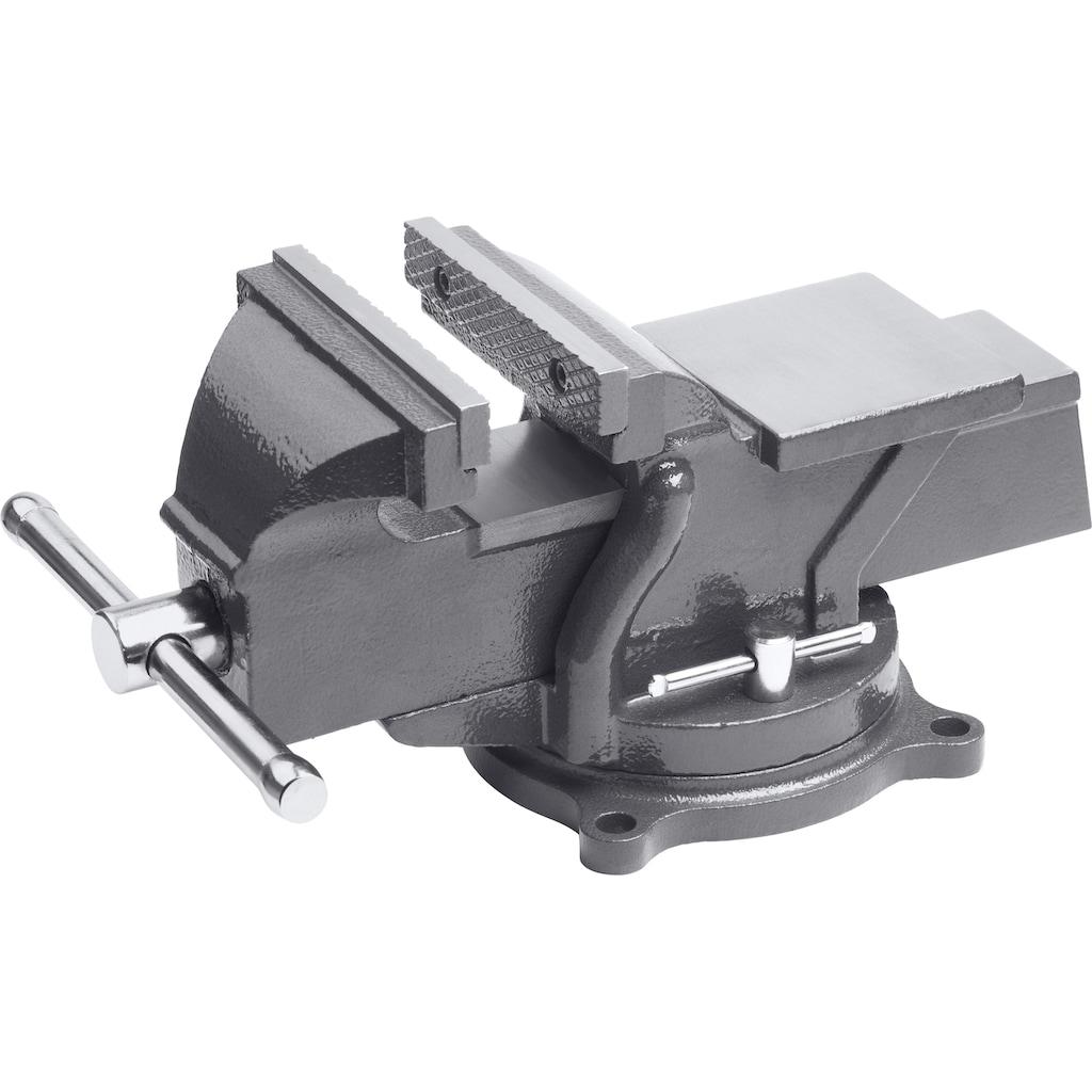 meister Schraubstock, 125 mm, drehbar