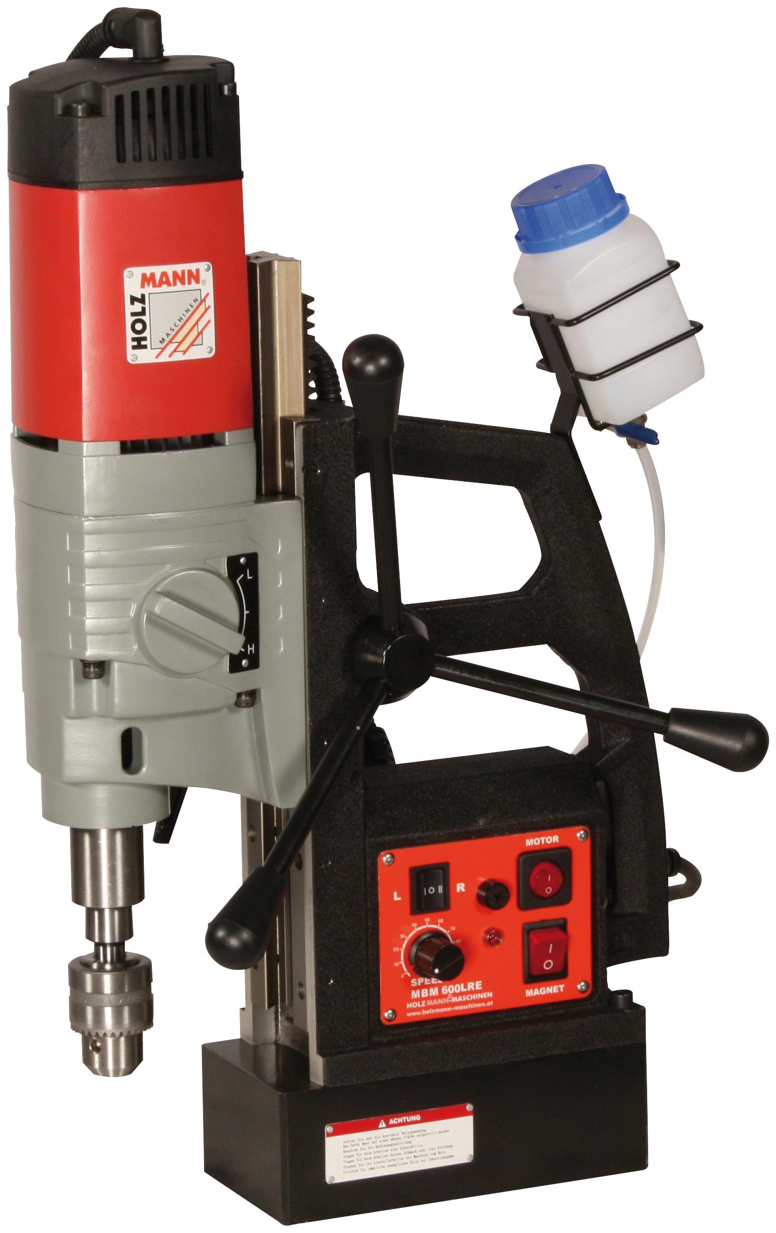Holzmann Bohrmaschine MBM600LRE 230V