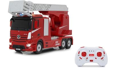 """Jamara RC - LKW """"Feuerwehr Drehleiter 1:24 2,4 GHz"""" kaufen"""
