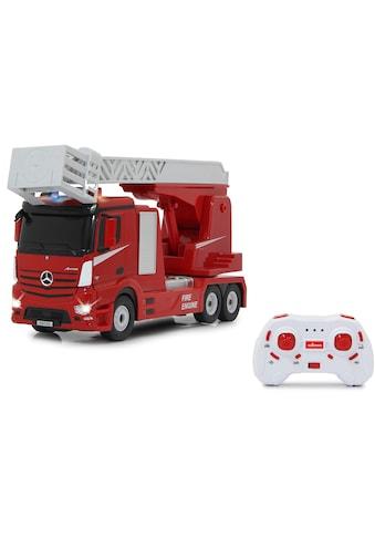 Jamara RC-LKW »Feuerwehr Drehleiter 1:24 2,4 GHz«, mit Licht und Sound kaufen