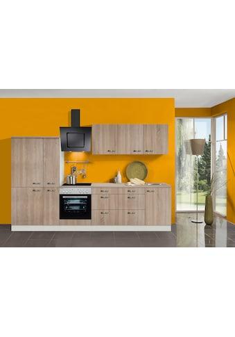 OPTIFIT Küchenzeile »Padua«, mit E-Geräten, Breite 300 cm kaufen