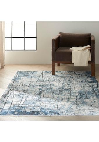 Teppich, »Vapor CK972«, Calvin Klein, rechteckig, Höhe 7 mm, maschinell gewebt kaufen