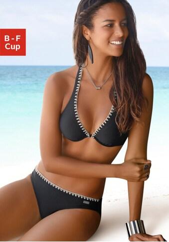 Buffalo Bügel-Bikini, mit Häkelkante kaufen