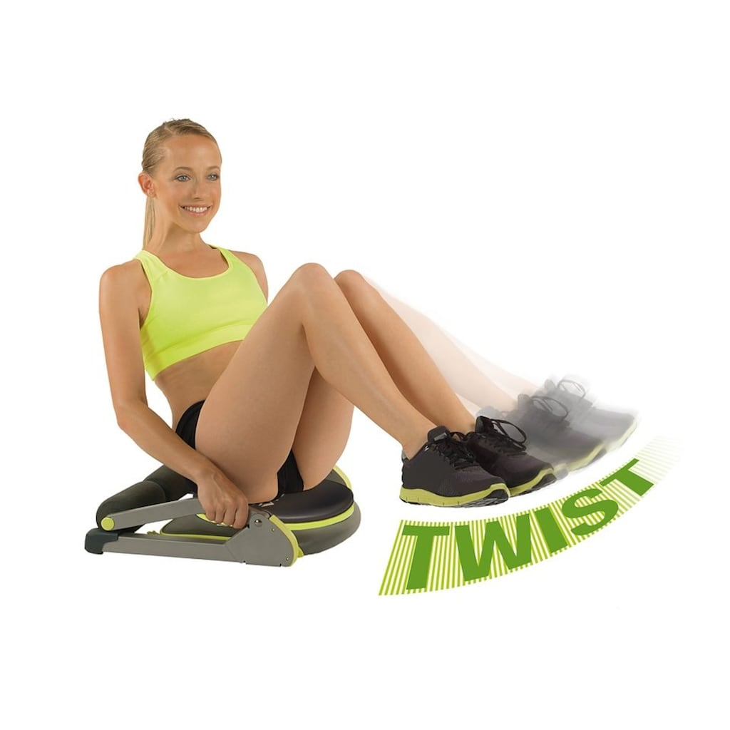Wonder Core Smart®  Ganzkörpertrainer »Wonder Core Smart und Twist Board«, (Set, mit Trainings-DVD-mit Trainings- und Ernährungsplan-inkl. Unterlegmatte)