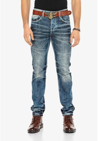 Cipo & Baxx Bequeme Jeans, in Regular Fit kaufen
