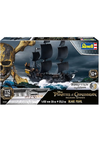 Revell® Modellbausatz »Black Pearl«, 1:150, Made in Europe kaufen