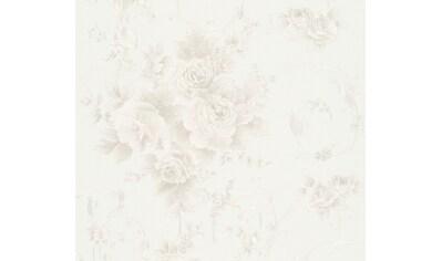 A.S. CRÉATION Vliestapete »Romantico romantisch floral« kaufen