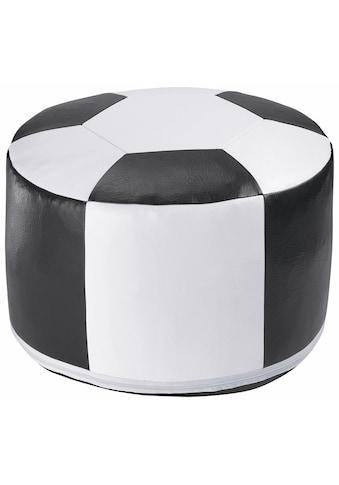 Home affaire Pouf »Fußball« kaufen