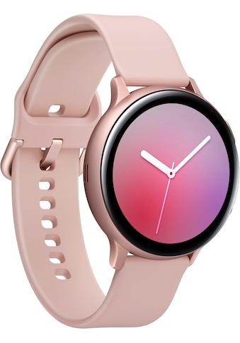 """Samsung Smartwatch »Galaxy Watch Active2 44mm - LTE« (3,45 cm/1,4 """", Tizen OS kaufen"""