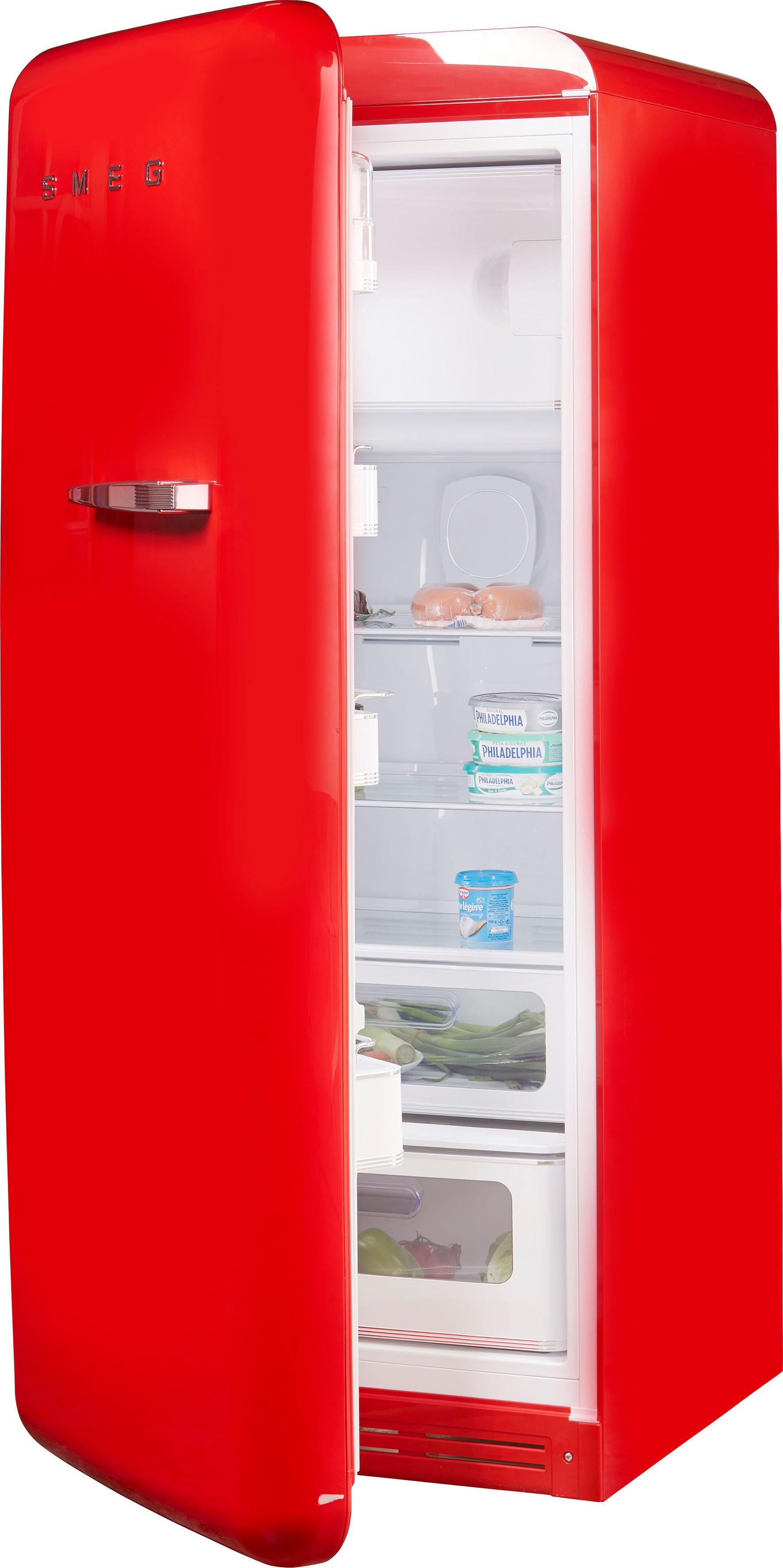 Smeg Kühlschrank 153 cm hoch 61 cm breit | Küche und Esszimmer > Küchenelektrogeräte > Kühlschränke | Smeg