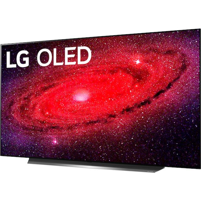 LG OLED65CX9LA OLED-Fernseher (164 cm / (65 Zoll), 4K Ultra HD, Smart-TV