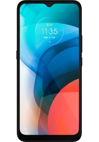 "Motorola Smartphone »Moto e7«, (16,5 cm/6,5 "" 32 GB Speicherplatz, 48 MP Kamera) kaufen"