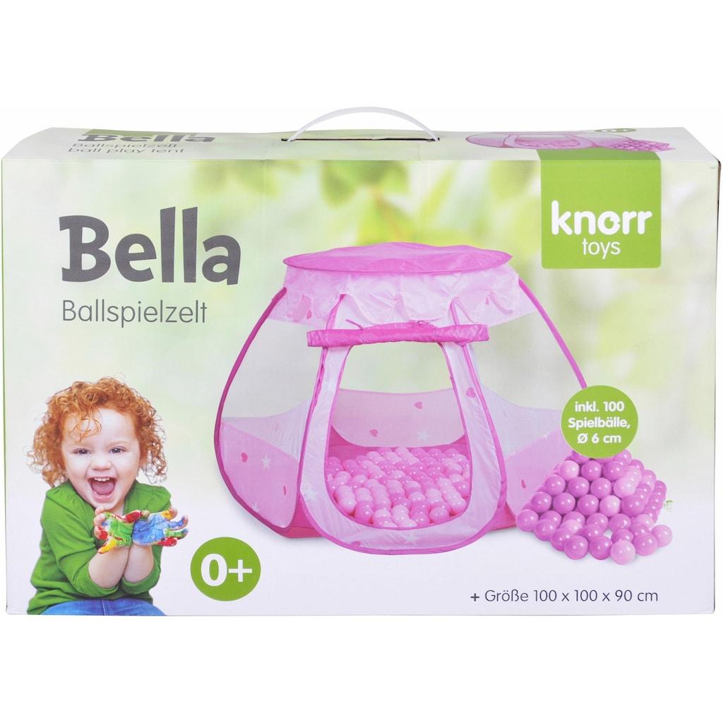 Knorrtoys® Bällebad »Bella«, mit 100 Bällen