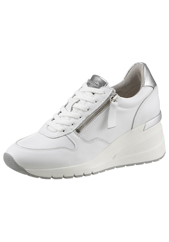 Tamaris Wedgesneaker, mit praktischem Reißverschluss kaufen