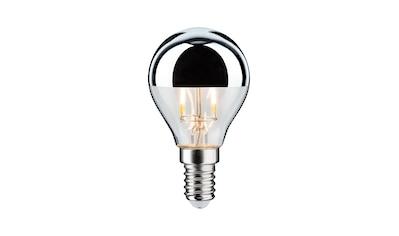 Paulmann »Retro - Tropfen 4,5W E14 Kopfspiegel Silber Warmweiß dimmbar« LED - Leuchtmittel kaufen