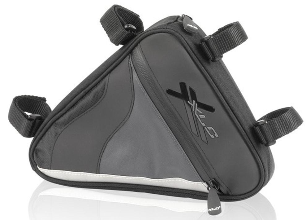 XLC Rahmentasche schwarz Fahrradtaschen Fahrradzubehör Fahrräder Zubehör Taschen