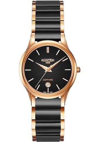Roamer Schweizer Uhr »C - Line Ladies, 657844 49 55 60« kaufen