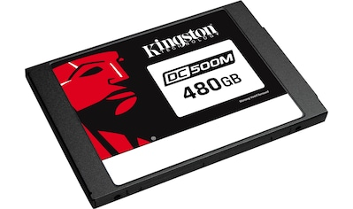 Kingston »Data Center DC500M Enterprise« SSD 2,5 '' kaufen