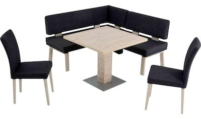 K+W Komfort & Wohnen Eckbankgruppe »SANTOS I«, gleichschenklig 157cm, zwei... kaufen