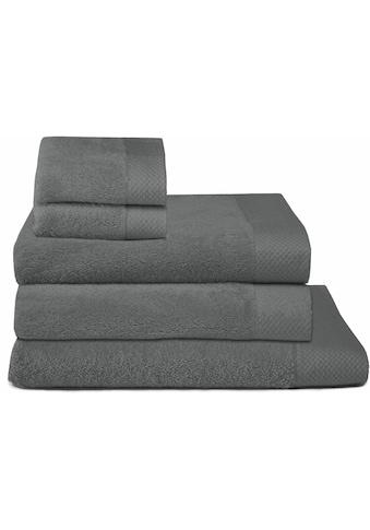 Handtuch Set, »Pure«, Seahorse (Set) kaufen