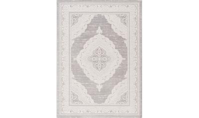 Sanat Teppich »Harmony 3201«, rechteckig, 12 mm Höhe, Vintage Orient-Optik, Wohnzimmer kaufen