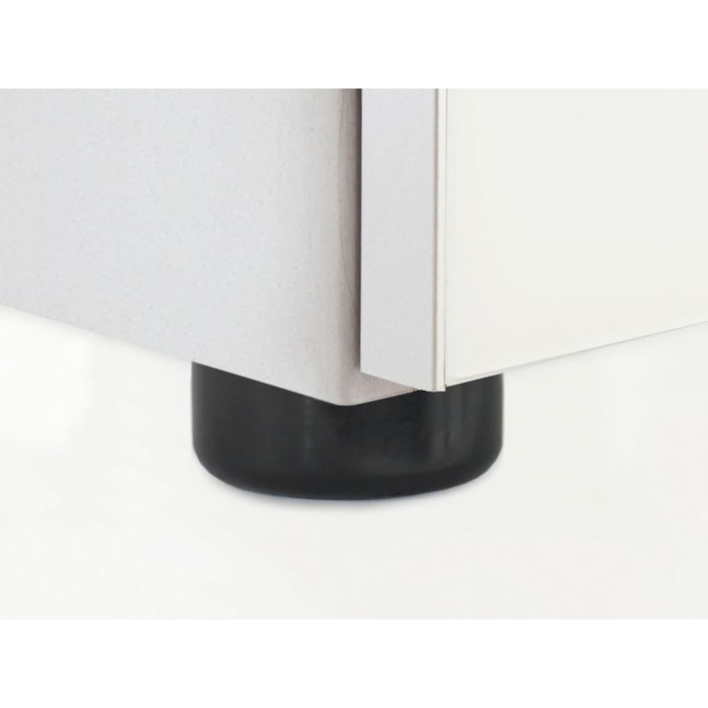 Express Solutions Nachtkommode, Breite 50 cm, mit Glas