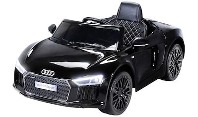 ACTIONBIKES MOTORS Elektroauto »Audi R8 Spyder MODELL 2018«, für Kinder ab 3 Jahre, 12 Volt kaufen