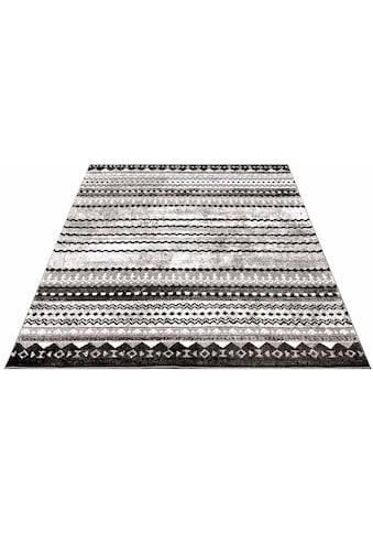 Teppich, »Moda 1136«, Carpet City, rechteckig, Höhe 11 mm, maschinell gewebt kaufen