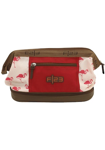 F23™ Kulturbeutel »Flamingo«, mit Nassfach kaufen
