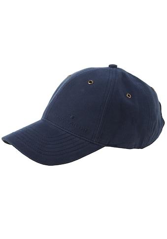 TOM TAILOR Stoffgürtel »Baseball - Cap mit Stickerei« kaufen