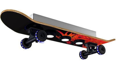 EVOTEC LED Deckenleuchte »Dragon«, LED-Modul, 1 St., Warmweiß, Easy Cruiser, Skateboard-Design, Rollen - Wheels kaufen