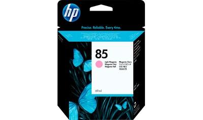 HP Tintenpatrone »hp 85 Original Helle Magenta«, (1 St.) kaufen