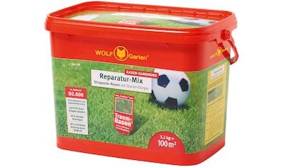 WOLF-Garten Rasensamen »L 100 LM Strapazier-Rasen«, mit Starter-Dünger kaufen