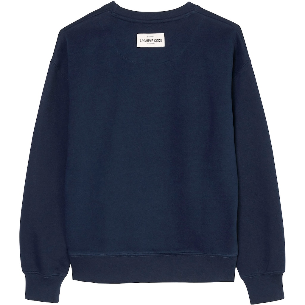 Marc O'Polo Junior Sweatshirt, mit kleinem Logo