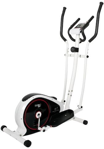 Christopeit Sport® Crosstrainer »CT 3«, Computer mit Tablet- und Smartphonehalterung kaufen