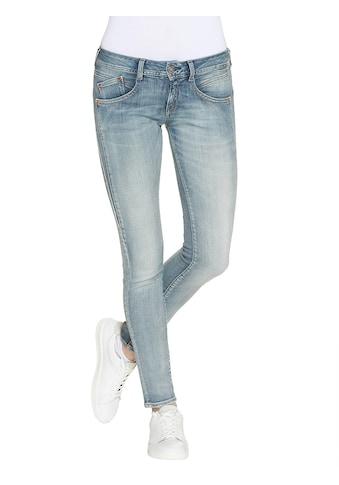 Herrlicher Jeanshose in Used-Optik kaufen