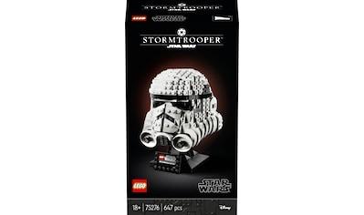 LEGO® Konstruktionsspielsteine »Stormtrooper™ Helm (75276), LEGO® Star Wars™«, (647 St.), Made in Europe kaufen