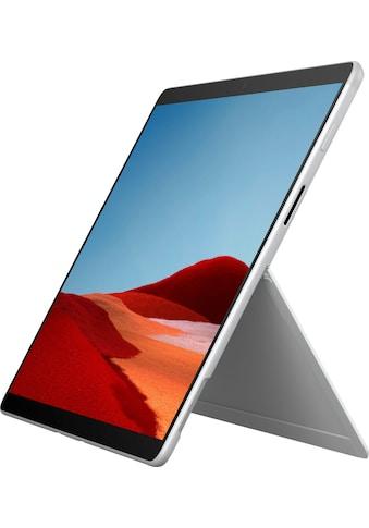 Microsoft Convertible Notebook »Surface Pro X 13 - 512/16GB Platin«, (512 GB SSD) kaufen