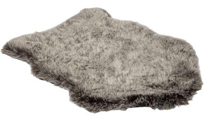 ASTRA Fellteppich »Lucia«, fellförmig, 50 mm Höhe, Kunstfell, waschbar, Wohnzimmer kaufen